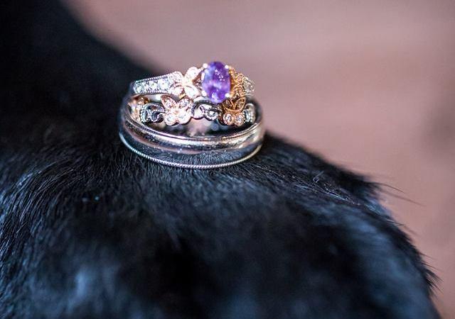 The Story Behind My Wedding Rings