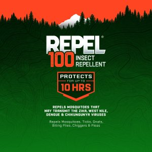 Repel – 100 Insect Repellent