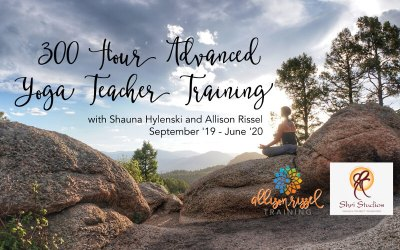 300 Hour Advanced Yoga Teacher Training in Colorado