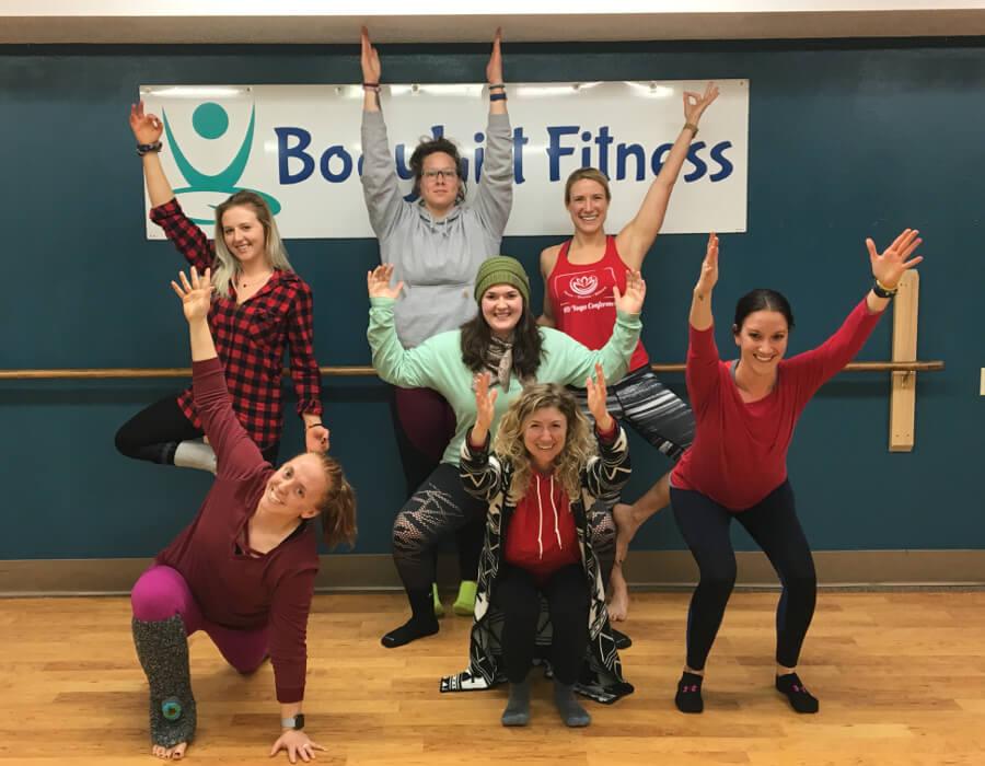Dickinson ND 2019 Yoga Teacher Training Allison Rissel