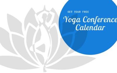 Yoga Conference Calendar