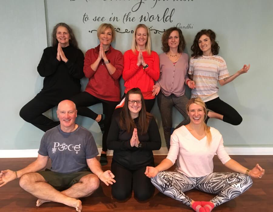 Watertown SD 2018 Yoga Teacher Training Allison Rissel