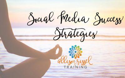 Social Media Marketing Success Strategies