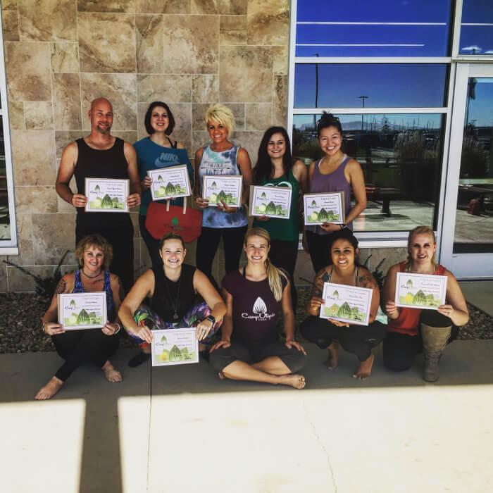 Williston ND 2017 Yoga Teacher Training Allison Rissel