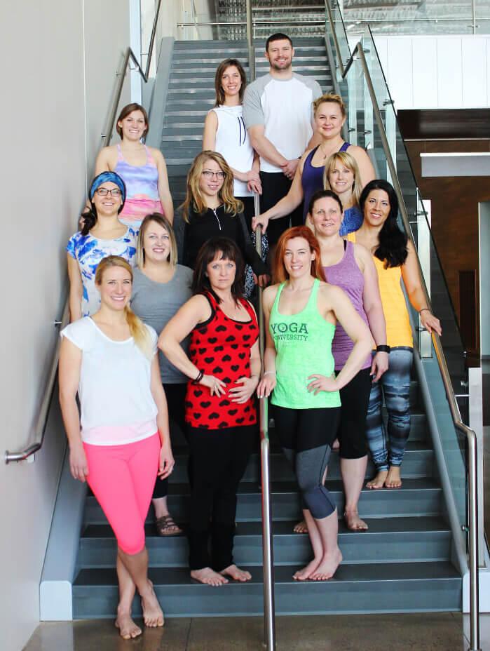 Williston ND 2016 Yoga Teacher Training Allison Rissel