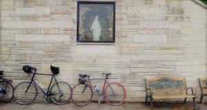 Bikes at Holy Hill