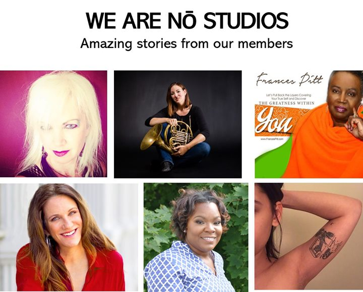 No Studios Live Streamed Interviews