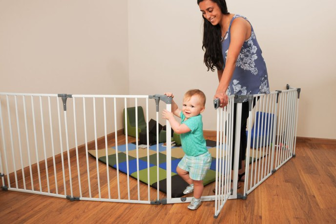 3-in-1 Gate System