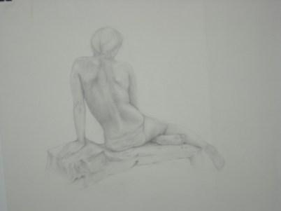 Untitled Nude #1