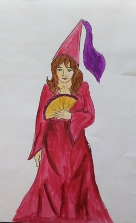 Lady Jen of Landria, Jen's Mary-Sue