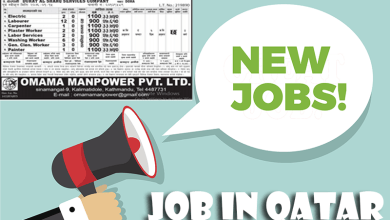 Photo of 31 Vacancies for Various post in Qatar