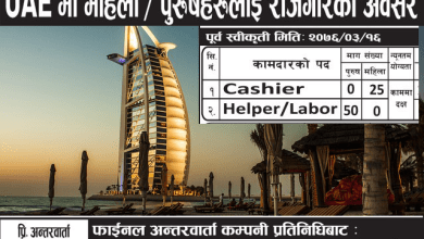 Photo of 75 Candidates Required for Contracting Company in UAE