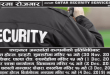 Photo of Security Guard Jobs in Qatar