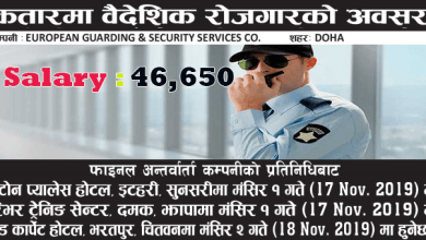 Photo of Security Guard Jobs in Qatar – 78 Vacancies