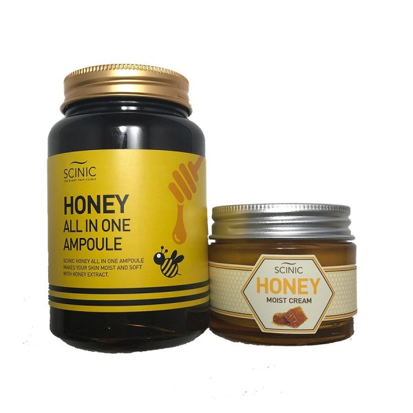 SCINIC Special Promotion Honey Combo Skincare Set