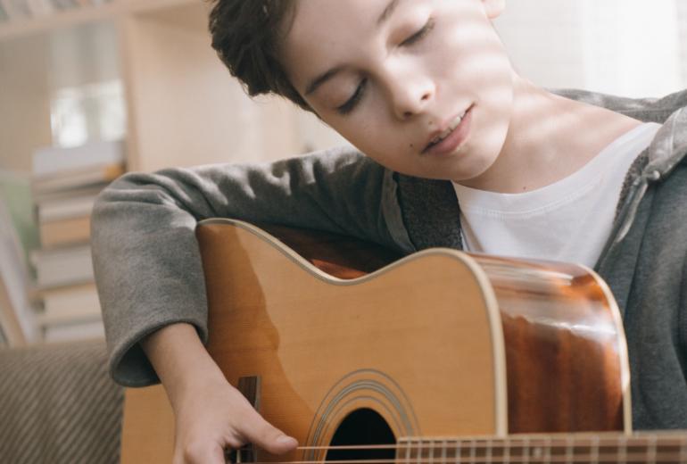 Sponsor a Child Programs, All Kids Need Music