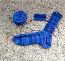My Broken Heart Socks