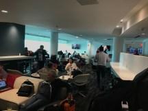 Avianca VIP lounge Miami International.