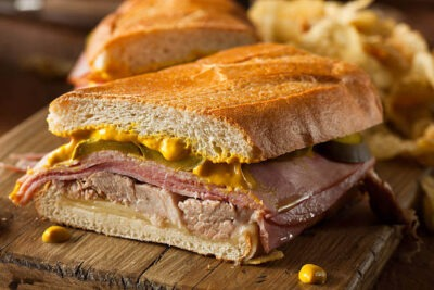 Cuban sandwich With Garlic Mojo Sauce Recipe/Best Sandwich Recipe