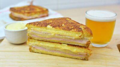 Monte Cristo Sandwich - monte Cristo - Yummy Recipe