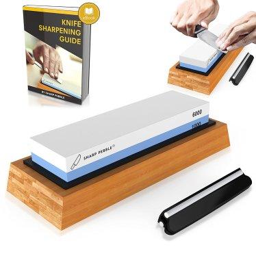 best knife sharpening stone 2 sides kit guide