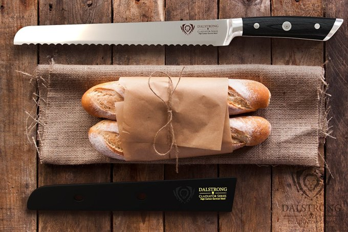 best bread knife gladiator series