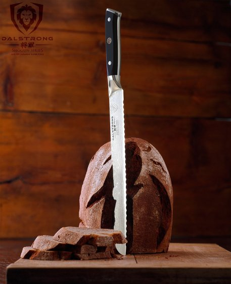 best bread knife dalstrong shogun series