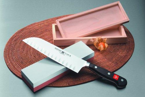 best chef knives for beginners wusthof santoku