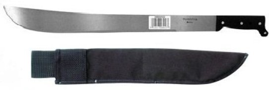 Tramontina 22 inch plastic handle machete
