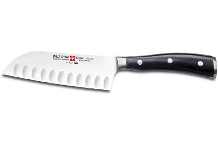 Wusthof Classic Ikon 5 inch Santoku knife