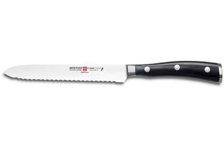 wusthof classic ikon serrated utility knife
