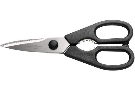 wusthof classic ikon kitchen shears