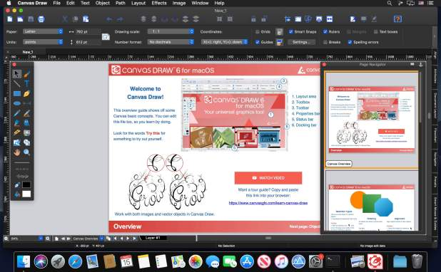 ACD Systems Canvas Draw 6.0 for Mac Free Download