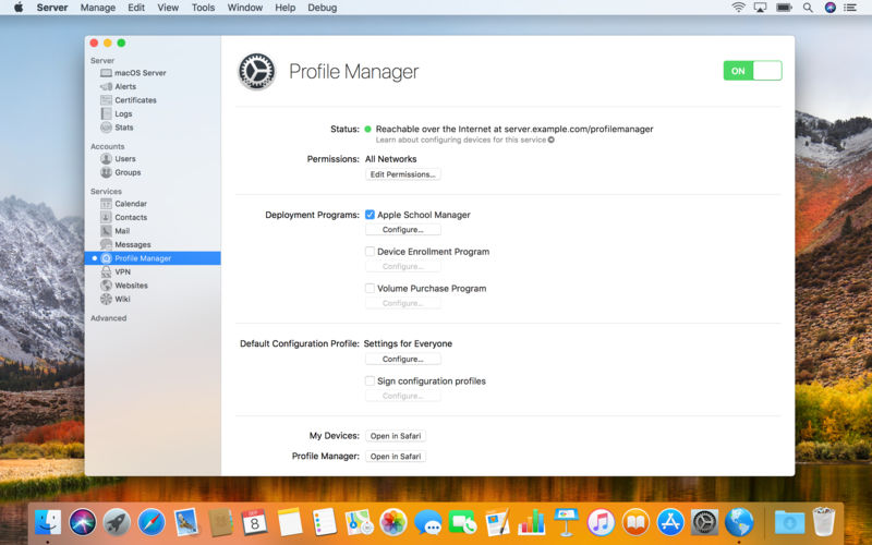 Installing mac os server purchase macos server from the mac app store for £19.99 (uk) and perform a fresh install. Macos Server 5 11 Free Download All Mac World Intel M1 Apps