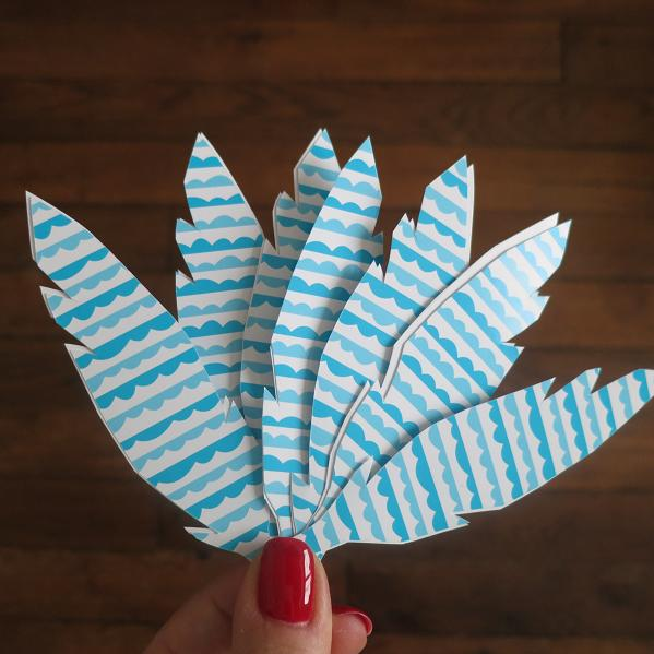 ◭Trendy plume!◮ – All Mad(e) Here – Blog de loisirs créatifs ...