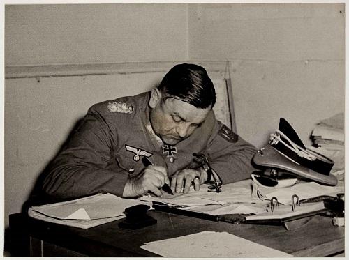 «Le général Von Choltitz»