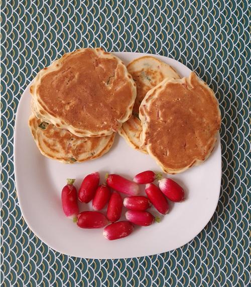 pancakes salés 2