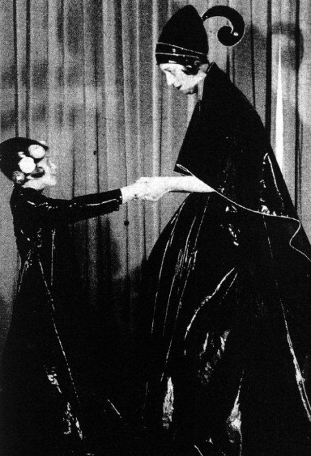 Jeanne Lanvin et sa fille