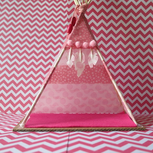 19b.DIY INDIAN SpiRIT LE TIPI