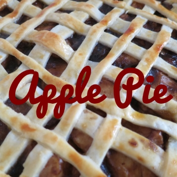 11.APPLE PIE