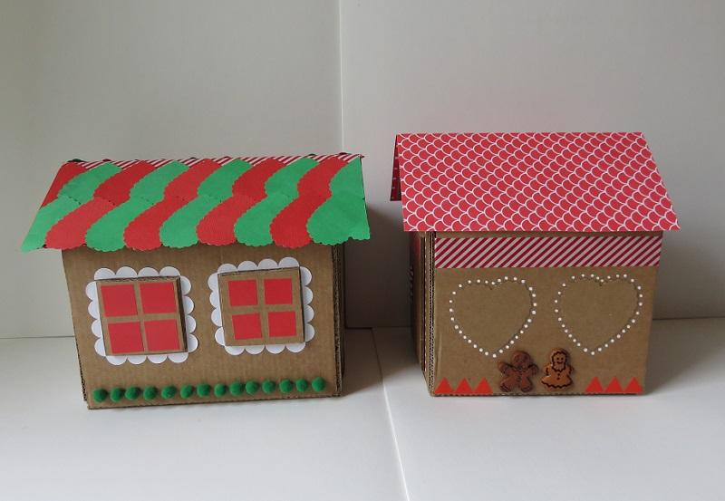 25. maison en carton