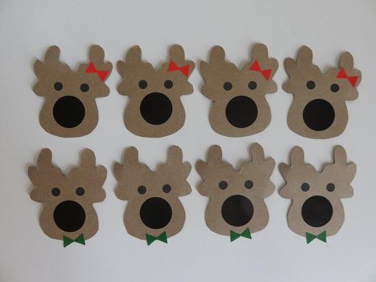4. les guirlandes de Noël