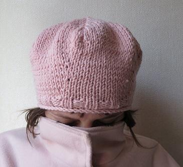 0.bonnet bibi rose