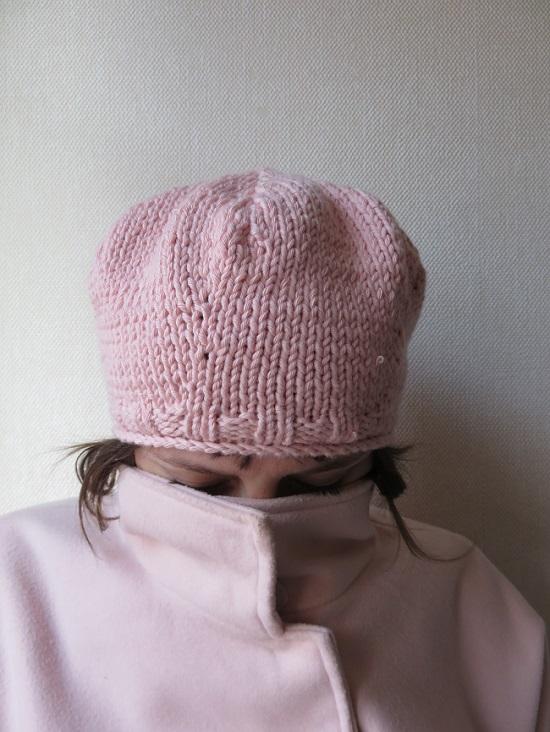 9.bonnet bibi rose