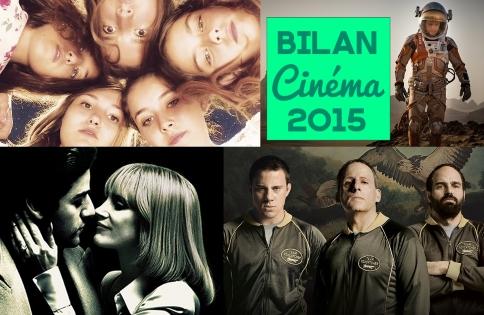 BILAN CINEMA 2015