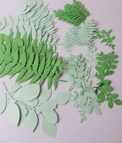 1.GREEN BONBONNIERE