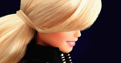 barbie afiiche arts decoratifs