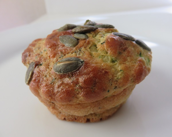 1.Muffins courgettes thym VQR
