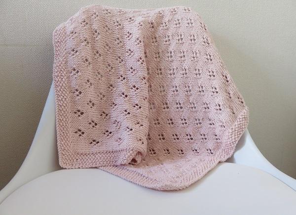 14.Baby blanket II