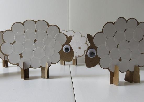 11.Des moutons dans la déco